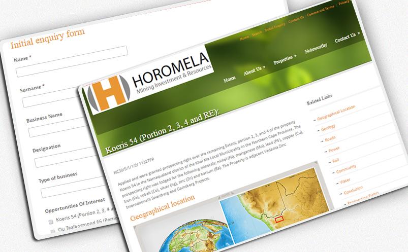 Horomela